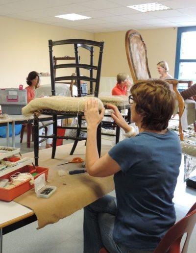 Réfection de fauteuils à Mont-Saint-Aignan